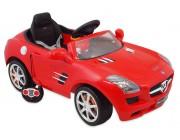 """Baby Mix UR-Z681BR-12/RE Машина на аккумуляторе """"Mercedes"""" Красный"""
