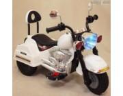 Baby Mix SKC-KB902 Мотоцикл на аккумуляторе белый