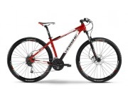 "Велосипед ATTACK SL 29"" 27-G DEORE MIX 14 HAIBIKE RED/WHITE/BLACK FS 40"