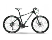 "Велосипед EDITION RC 27.5"" 30-G DEORE MIX 14 HAIBIKE BLACK/WHITE/GREY MATT FS 44"
