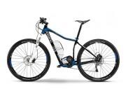 "Велосипед XDURO RC HARDT. 29"" 400WH 10-G SLX MIX 14 HAIBIKE BLACK/CYAN FS 50"
