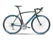 "Велосипед Q RACE RC 28"" 30-G TIAGRA14 HAIBIKE BLACK/GREEN/BLUE MATT FS 50"