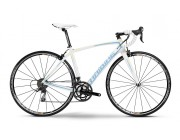 "Велосипед CHALLENGE LIFE 28"" 20-G 105 MIX14 HAIBIKE WHITE/LIGHT BLUE/YELLOW FS 48"