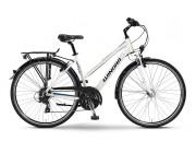 "Велосипед JAMAICA 1.4 LADY'S 28"" 24-G ALTUS MIX 14 WINORA WHITE/LIME/CYAN FS 44"