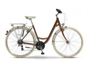 """Велосипед LAGUNA MONOTUBE 28"""" 24-S ACERA 15 WINORA RUSTBROWN FS 46"""