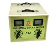 Зарядное устройство с трансформатором   0-25А / 4-250Ah