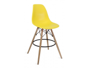 Стул Eames bar BD-37 Yelow