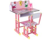 Комплект детской мебели LS-91 Pink (set)