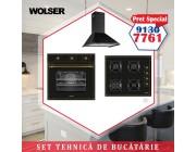Комплект техники WOLSER Black Rustic WL