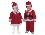 Костюм детский Деда Мороза / Снегурочки, 12-18мес