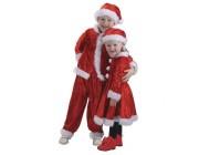 Костюм детский Деда Мороза / Снегурочки, 4-7 лет