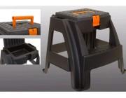 Valiza-Scaun pentru instrumente 47X40X43cm