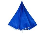 Зонт солнцезащитный D210cm,чехол, одноцветн