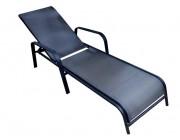 Кресло-шезлонг раскладное 186X64X46cm