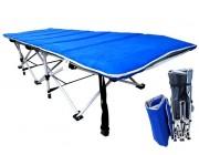 Раскладушка-кровать 190X70X38cm, с матрасом