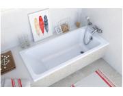 Ванна акриловая  с подставкой Cersanit Blissa 1700 s301-140 +