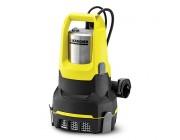 Дренажный насос для чистой воды Karcher SP 6 FLAT INOX