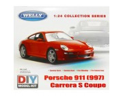 1:24 PORSCHE 911 (997) CARRERA S COUPE MODEL KIT