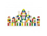 Colorful Block Set - 100pcs