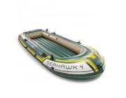 Надувная Лодка SEAHAWK 4, (351x145x48cm)