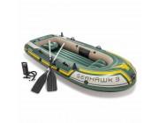Надувная Лодка SEAHAWK 3 (295x137x43 cm)