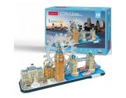 3D PUZZLE City Line London