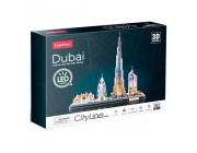 3D PUZZLE Dubai (Led)