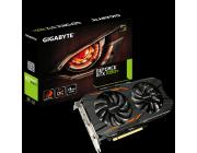 """Gigabyte GV-N105TWF2OC-4GD 1.0 (GeForce GTX 1050Ti 4G DDR5 ) GF GTX1050Ti,4GB DDR5, 128 bit,Engine 1353/1468MHz, Memory 7008 Mhz,,Active Cooling WINDF"""