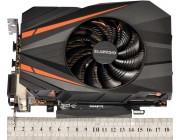 """Gigabyte GV-N1060IXOC-6GD 1.0 (GeForce GTX 1060 6G DDR5 ) GF GTX1060,6GB DDR5, 192 bit,Engine 1847/1620MHz, Memory 8008 Mhz,,Active Cooling,DVI-D*1,Di"""