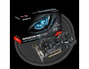 """Gigabyte GV-R9FURYWF3OC-4GD 1.0 (Radeon R9 FURY 4GB GDDR5 (512-bit)) Radeon R 9 Fury,4GB DDR5 (512 bit) , Core 1010MHz, Memory 1000MHz,HBM memory,3xl"""