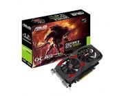 """""""ASUS CERBERUS GTX1050TI-O4G NVIDIA GeForce GTX 1050 TI, 4GB DDR5 128-bit,  GPU Boost Clock : 1392 M"""""""