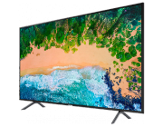 "49"" LED TV SAMSUNG UE49NU7172, Black, 3840x2160 (4K), SmartTV (OS Tizen), PQI 1300Ghz, HDR, UHD Dimming, Motion Rate, Auto Motion Plus, Mega Contrast"