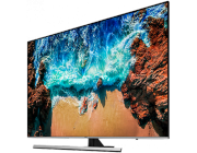 "49"" Samsung UE49NU8002, Black (3840x2160 UHD, SMART TV, PQI 2000Hz, DVB-T/T2/C/S2 (49"" Flat 4K UHD 3840x2160, PQI 2000Hz, Smart TV (Tizen OS)"