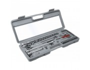 Ключи и насадки торцевые набор 52 шт Top Tools