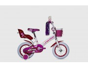 Детский велосипед Fulger Fairy 12