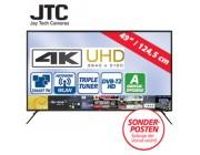 "4K LED Телевизор 49"" Jay-Tech Genesis UHD"