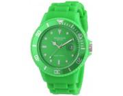 Наручные часы Medison New York Candy Time XL Analog Silikon grün G4167-10/1