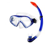 Комплект для сноркелинга: маска + трубка Spokey CELEBES