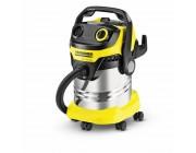 Промышленный пылесос WD 5 Premium Inox