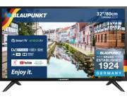 "32"" LED TV Blaupunkt 32WE966, Black (1366x768 HD Ready, SMART TV, 60 Hz, DVB-T/T2/C/S2)."