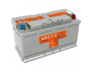 Аккумулятор TITAN ARCTIC 100.0 A/h     950A    R+    352 х 175 х 190