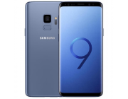 Чехол None Original Sam. Clear view cover Galaxy S9+, Blue