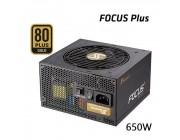 Power Supply ATX 650W Chieftec A-80 CTG-650C