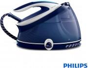 Утюг с парогенератором Philips GC9324/20, blue