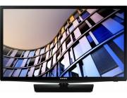 """24"""" LED TV Samsung UE24N4500AUXUA , Black (1366x768 HD Ready, SMART TV, PQI 400 Hz, DVB-T/T2/C) ( SMART TV (Tizen 5.0) PQI 400Hz,, 2 HDMI, 1 USB  (foto, audio, video, USB recording), DVB-T/T2/C,Speakers 6W, 3.9 Kg, VESA 75x75)"""