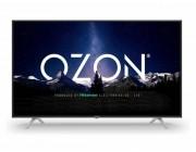 """50"""" LED TV OZON H50Z6000, Black (3840x2160 UHD, SMART TV, PCI 1500Hz, DVB-T/T2/C/S2)"""