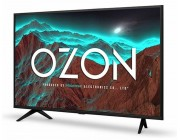 """32"""" LED TV OZON H32Z5600, Black (1366x768 HD Ready, SMART TV, PCI 900Hz, DVB-T/T2/C/S2)"""