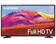 "32"" LED TV Samsung UE32T5300AUXUA, Black (1920x1080 FHD, SMART TV, PQI 1000Hz, DVB-T/T2/C/S2)"