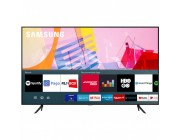 50 inch LED TV Samsung QE50Q60TAUXUA, Black (3840x2160 UHD, SMART TV, PQI 3100Hz, DVB-T/T2/C/S2)