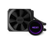 AIO Liquid Cooling NZXT Kraken M22 (21-36dB, 73.1CFM, 1x120mm, 500-2000RPM, CAM RGB Lightning, 880g)